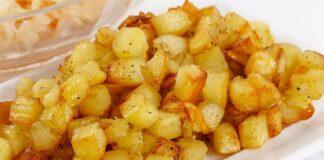 Pommes de terre sautées