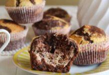 muffins marbrés sans gluten au Thermomix
