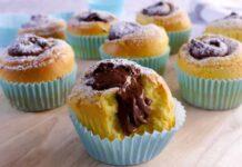 Muffins au Nutella avec Thermomix