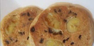 Pancakes à la farine complète et aux pépites de chocolat WW
