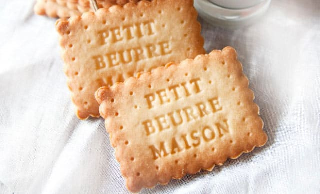 Biscuits petit beurre légers WW