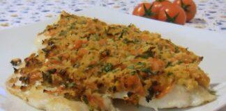 Filets de poisson gratinés WW