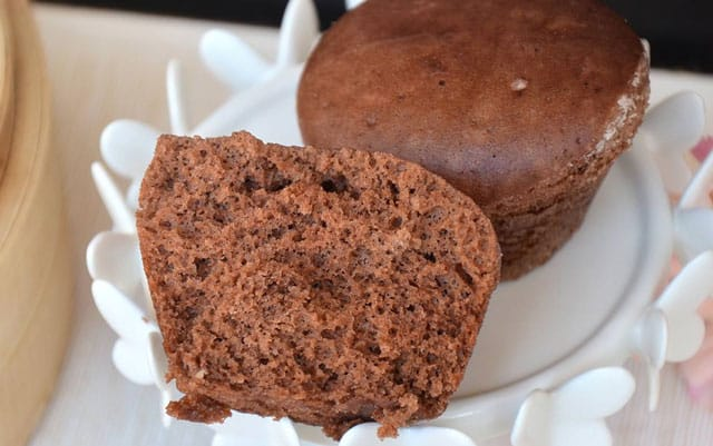 Muffins au chocolat au Varoma