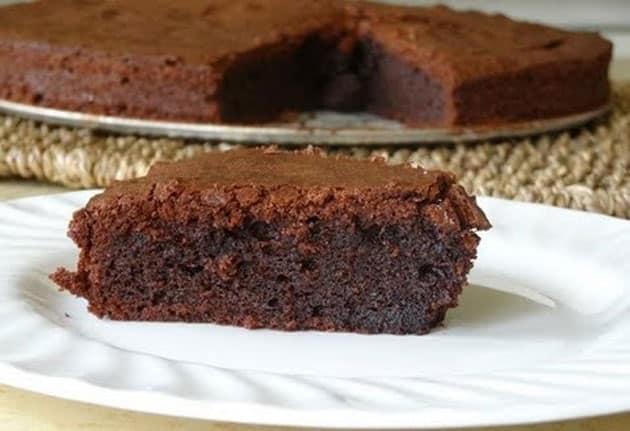 gâteau moelleux au cacao avec Thermomix