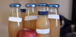 Nectar de pommes Thermomix