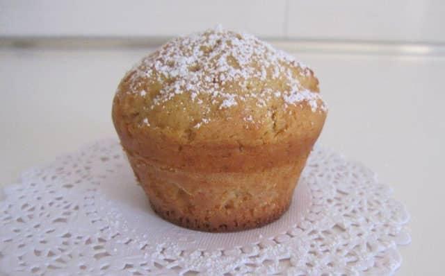 muffins au caramel au beurre salé avec Thermomix