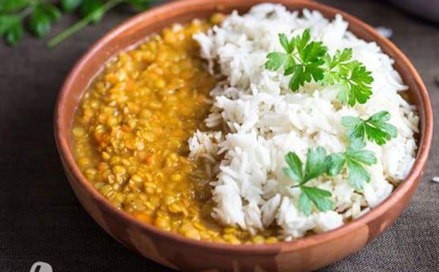 Curry de Lentilles WW