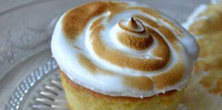 Muffins au Citron Meringués au Thermomix