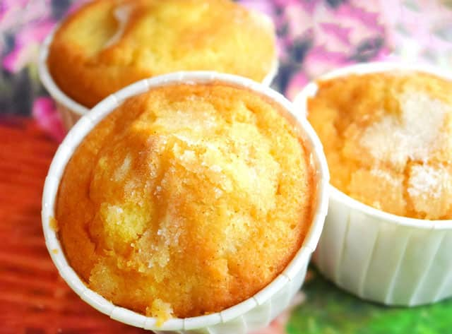 Muffins au lait concentré au Thermomix