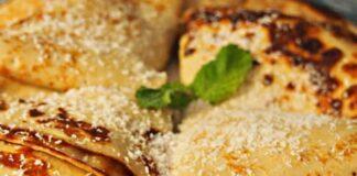 Pâte à Crêpes au Lait de Coco au Thermomix