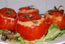 Tomates Farcies au Riz WW