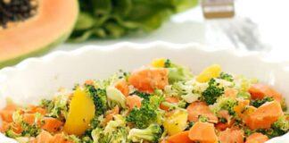 salade detox au Thermomix