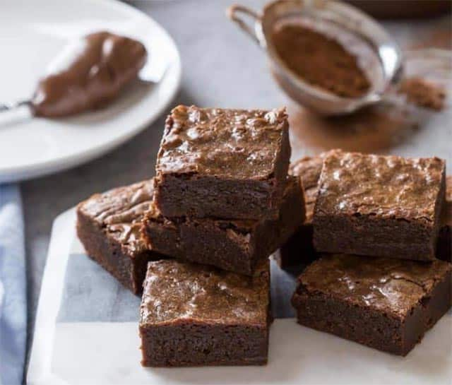 Brownie au Nutella avec Thermomix