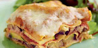 lasagnes de ratatouille au thon WW