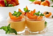 panna cotta aux abricots au Thermomix