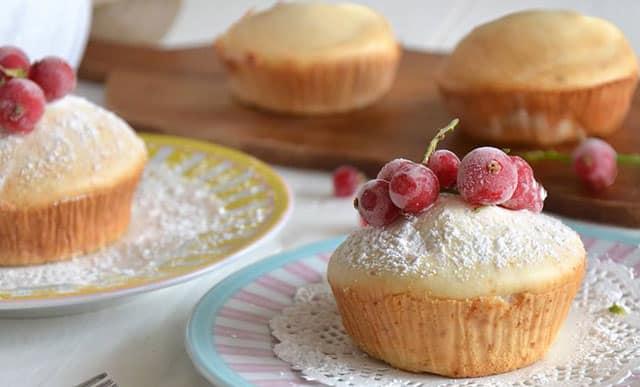 Muffins à la Glace Vanille au Thermomix