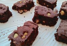brownie léger sans beurre WW