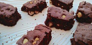 brownie léger sans beurre WW