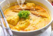 curry de poulet aux oignons WW