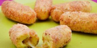 Croquettes de Pommes de Terre au Fromage au Thermomix