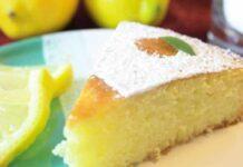 Gâteau Moelleux au Citron au Thermomix