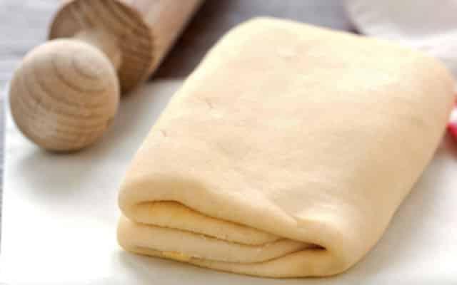 pâte levée feuilletée au Thermomix