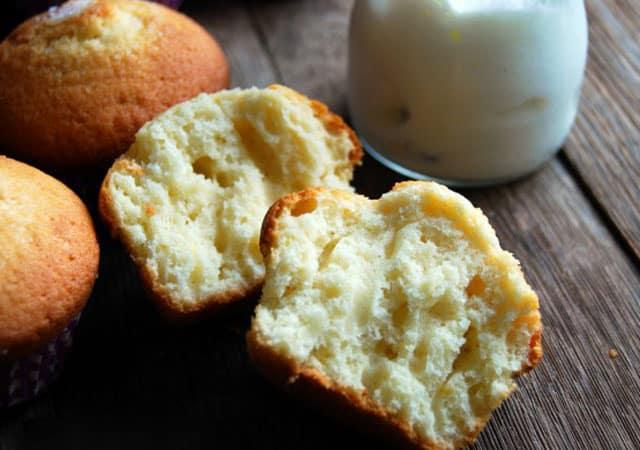 Muffins Allégés au Yaourt WW