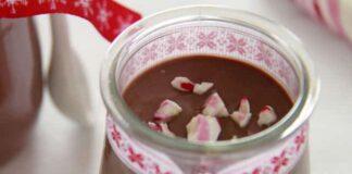 crème de chocolat et nougat au Thermomix