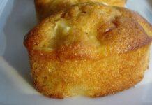 muffins aux pommes - poires et caramel au Thermomix
