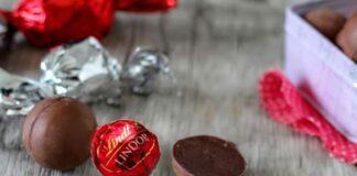 chocolat lindor Lindt fait maison au Thermomix
