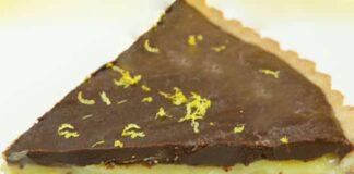 Tarte au Citron et au Chocolat au Thermomix