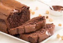 Cake au Nutella au Thermomix
