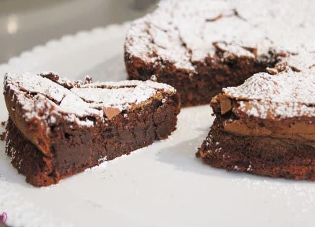 Gâteau au Chocolat au Thermomix