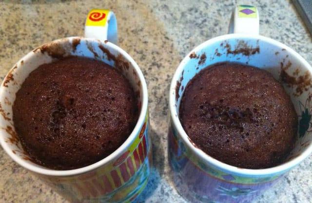 Mug Cake Chocolat au Thermomix