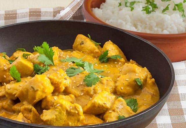Curry de Poulet au Lait de Coco au Thermomix
