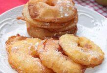 beignets aux pommes au Thermomix