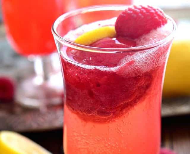 Cocktail du Baiser au Thermomix