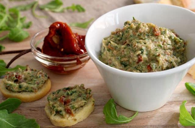 Mousse de Jambon aux Tomates Séchées au Thermomix