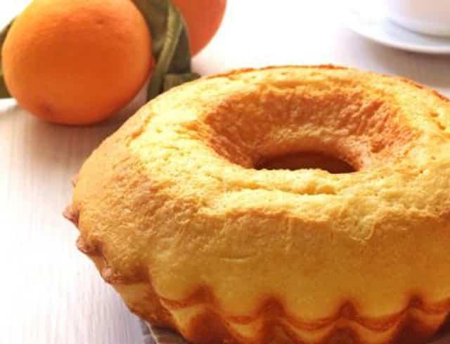 cake à l'orange au Thermomix