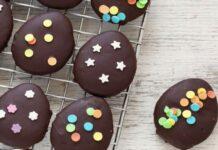 Sablés de Pâques Enrobés au Chocolat au Thermomix