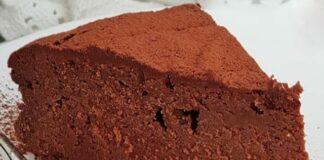 Moelleux au Chocolat et au Rhum au Thermomix