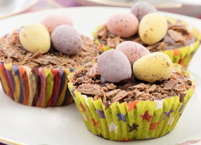 muffins au chocolat de Pâques au Thermomix
