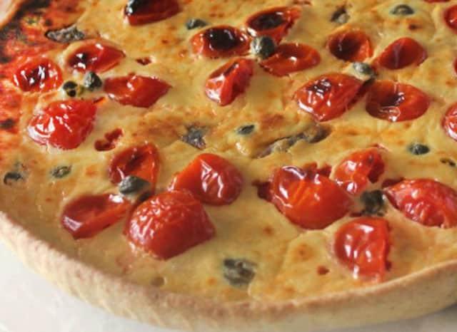 tarte légère au thon et au fromage blanc WW