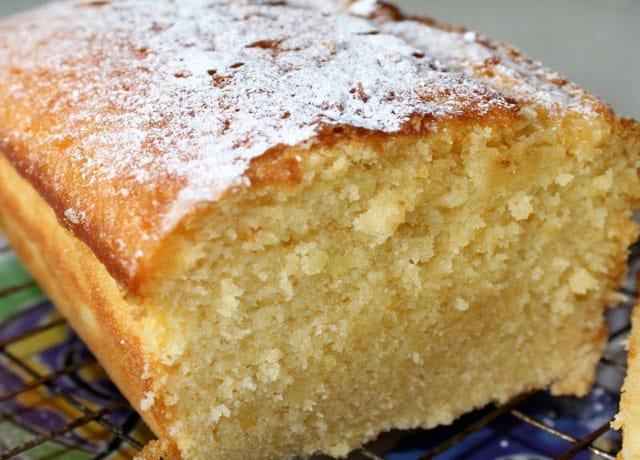 Cake au Citron et à la Ricotta au Thermomix