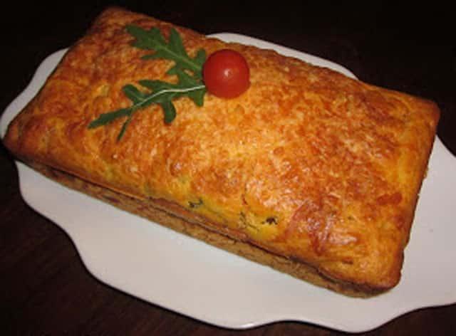 Cake Léger au Surimi WW
