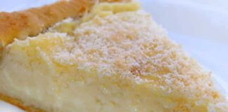 Flan Pâtissier à la Noix de Coco au Thermomix