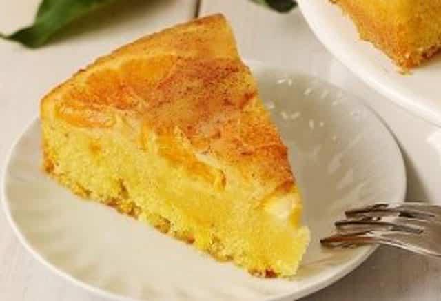 Gâteau de Semoule à l'Orange WW