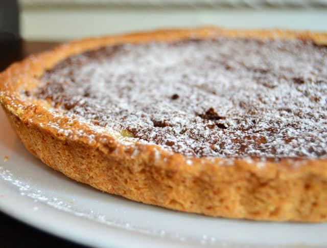 Tarte au Nutella et Mascarpone au Thermomix