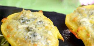 Pommes de Terre Farcies au Roquefort WW