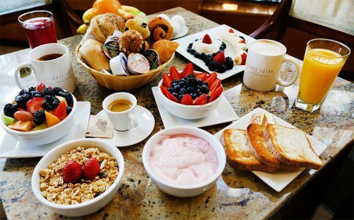 5 idées pour un bon petit déjeuner
